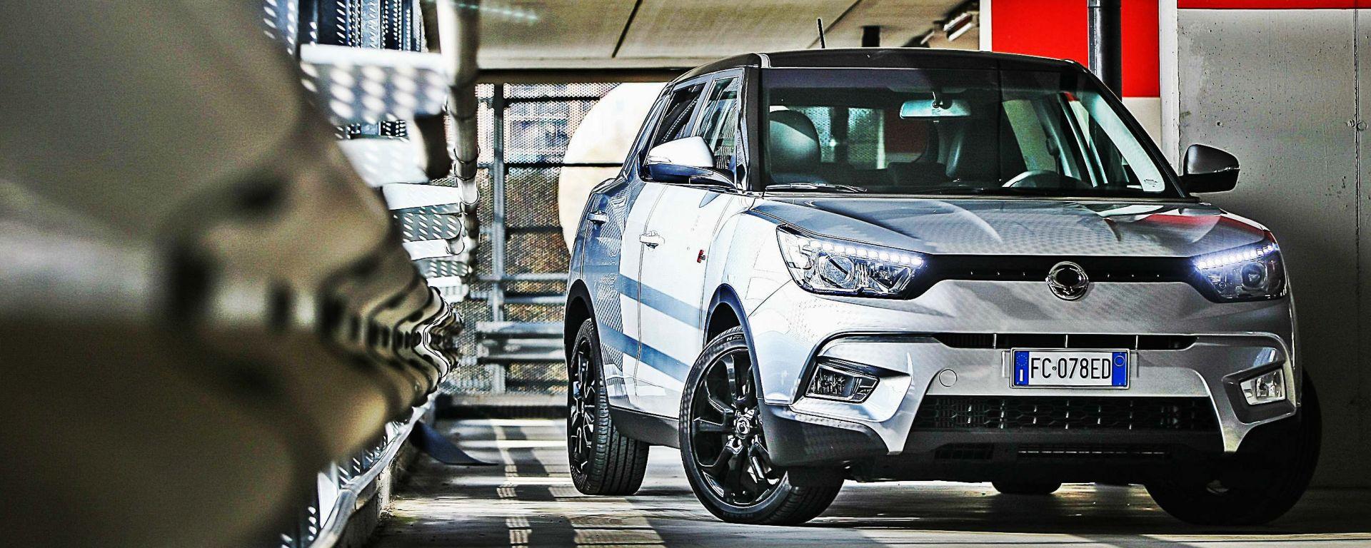 SsangYong Tivoli: ecco perché la piccola SUV ha stile | Cool Factor