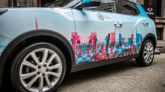 Ssangyong Tivoli Milano: lo Skyline impresso sul SUV - Immagine: 4