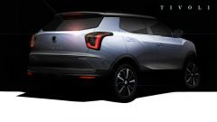 Ssangyong Tivoli, nuove foto - Immagine: 8