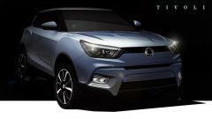 Ssangyong Tivoli, nuove foto - Immagine: 6