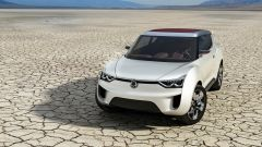Ssangyong XIV-2: le nuove foto  - Immagine: 12