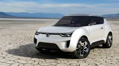 Ssangyong XIV-2: le nuove foto  - Immagine: 2