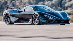 SSC Tuatara 2021: nuovo record di velocità