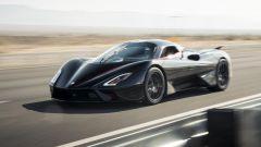 SSC Tuatara è l'auto più veloce al mondo