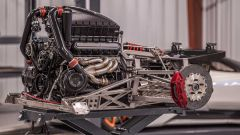 SSC Tuatara: il motore eroga fino a 1.750 CV