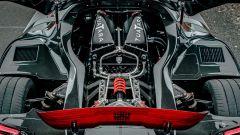 SSC Tuatara: il V8 twin-turbo da 5.9 litri