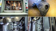Stabilimento Nokian Tyres di Vsevolozhsk: quattro fasi del controllo qualità