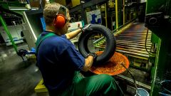 Gomme invernali: la fabbrica di pneumatici Nokian Tyres in Russia