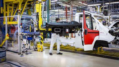 Stabilimento Sevel, casa di Fiat Ducato