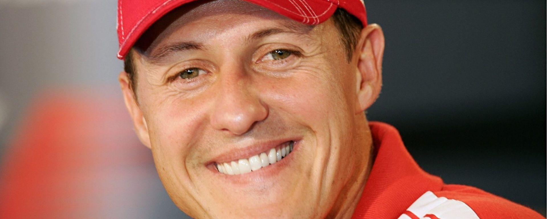 Schumacher sta meglio e non è più a letto, dice la stampa UK
