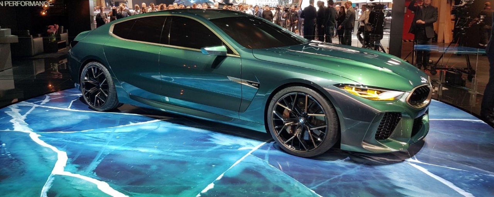 Stand BMW, Salone di Ginevra 2018