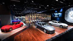 Stand Maserati Francoforte 2017