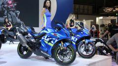 Stand Suzuki: panoramica