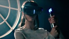 Lenovo e Disney/Lucasfilm preparano uno Star Wars AR Headset