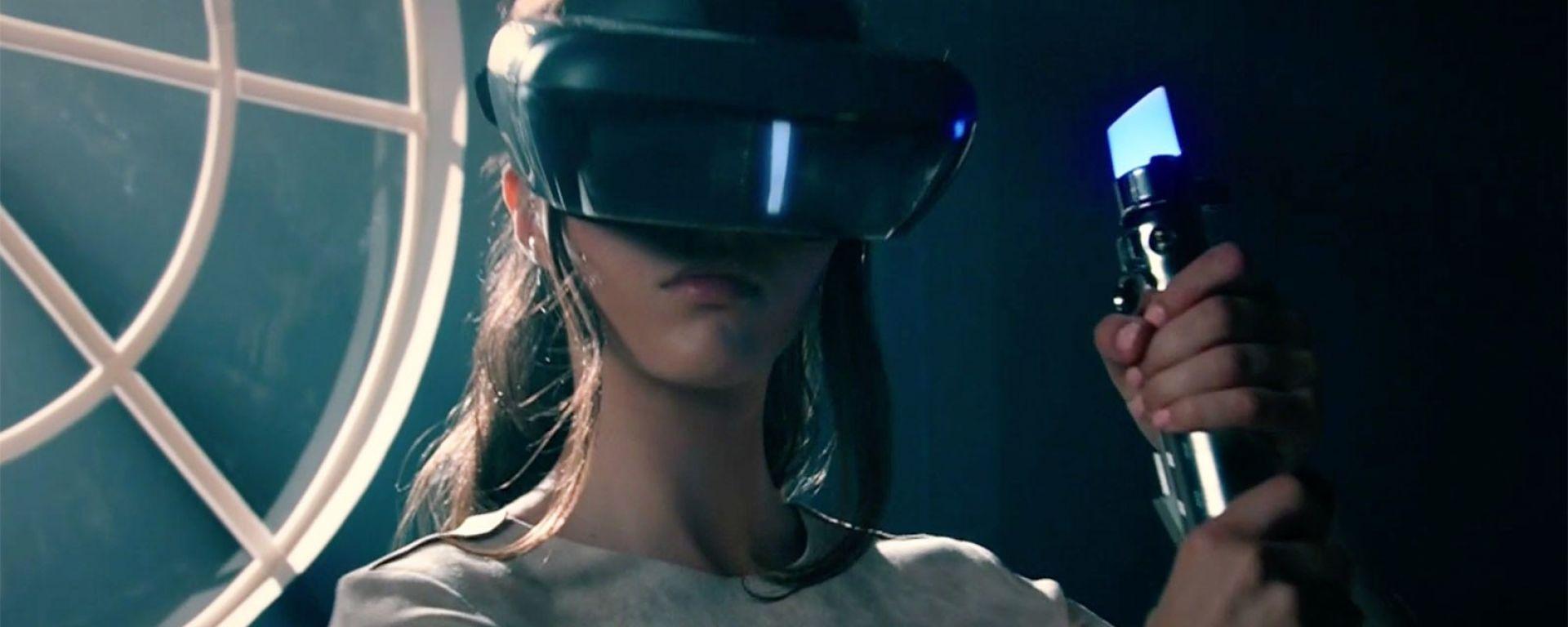 Star Wars Jedi Challenges: il teaser da Lenovo e Disney/Lucasfilm