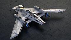 Star Wars, l'astronave dei ribelli disegnata da Porsche
