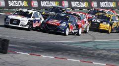 Start - WRX GP Spain