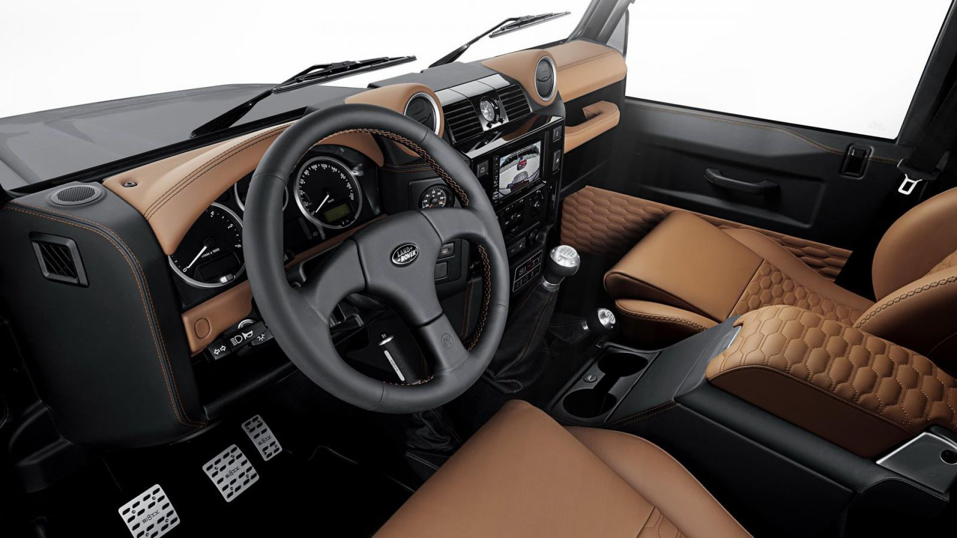Tuning: Startech Land Rover Defender Sixty8 - MotorBox