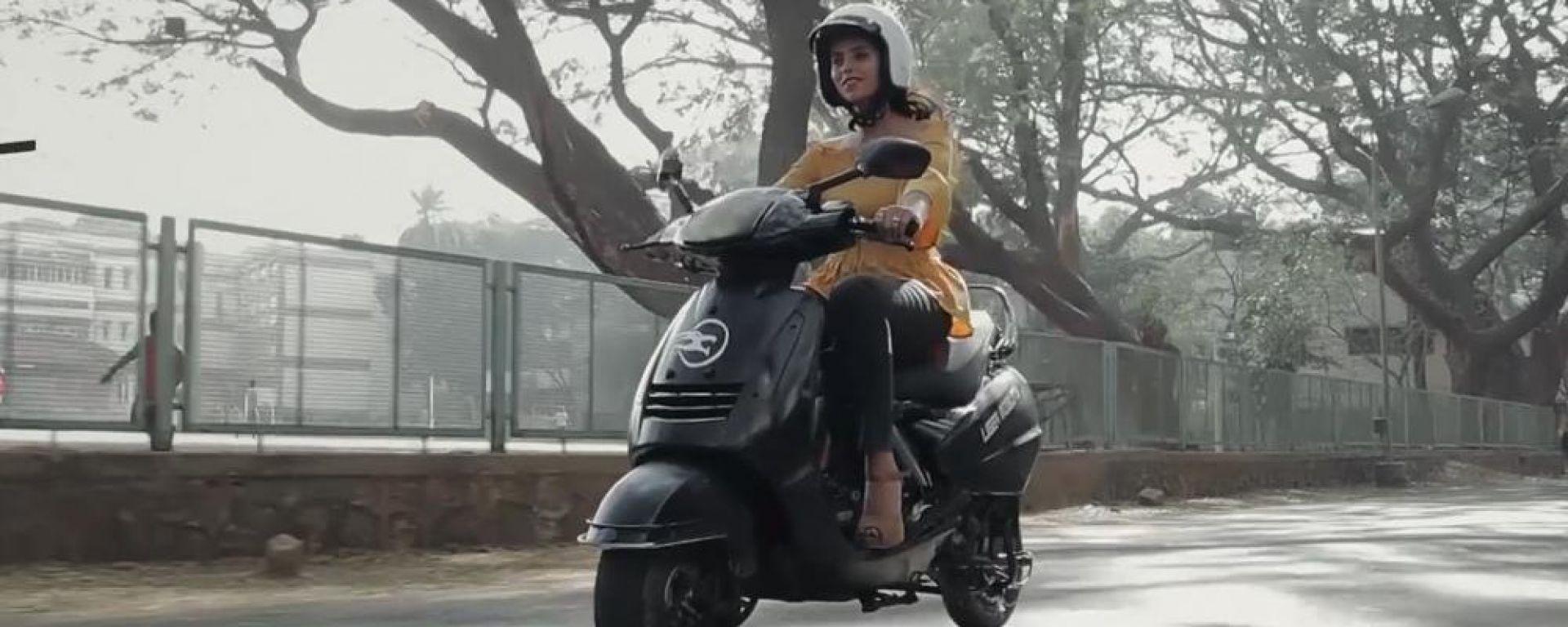 Startup indiana Liger Mobility: la startup indiana che non fa cadere lo scooter