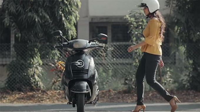 Startup indiana Liger Mobility: lo scooter che sta in piedi da solo