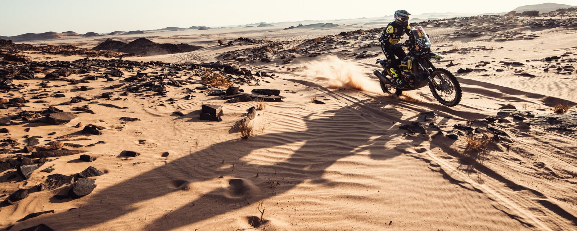 Stefan Svitko (KTM) alla Dakar Moto 2021