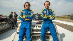 Stefano Accorsi va... Veloce come il vento sulla Peugeot 205 Turbo 16  - Immagine: 2