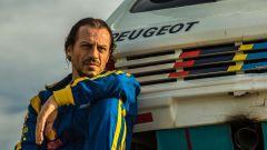 Stefano Accorsi va... Veloce come il vento sulla Peugeot 205 Turbo 16  - Immagine: 1