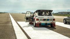 Stefano Accorsi va... Veloce come il vento sulla Peugeot 205 Turbo 16  - Immagine: 5