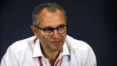 Stefano Domenicali, CEO Formula 1