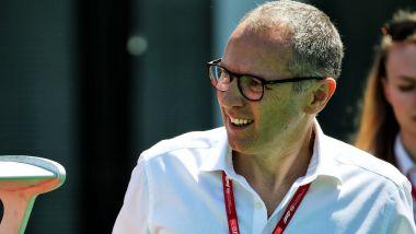 Stefano Domenicali, dal 1° gennaio 2021 è il Ceo della Formula 1