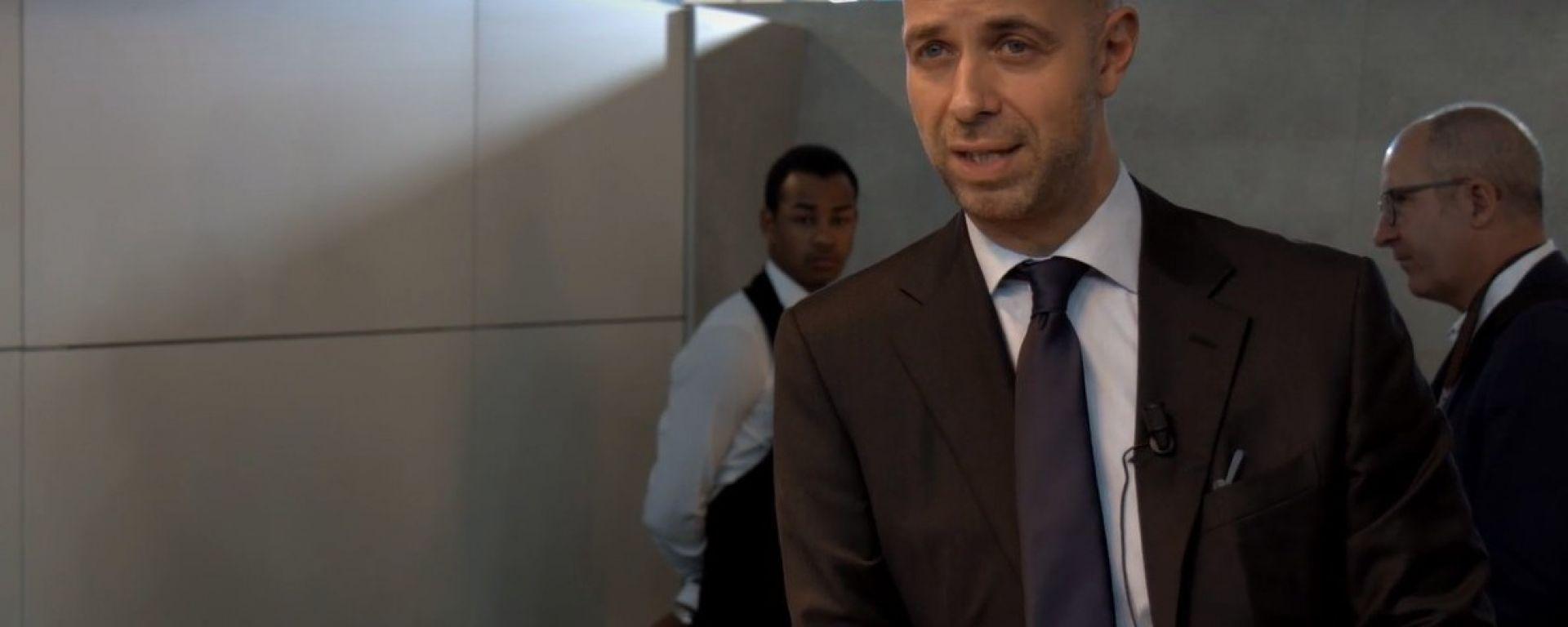 Stefano Ronzoni, Direttore BMW Motorrad Italia