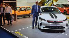Stefano Virgilio,Responsabile Comunicazione Opel Italia