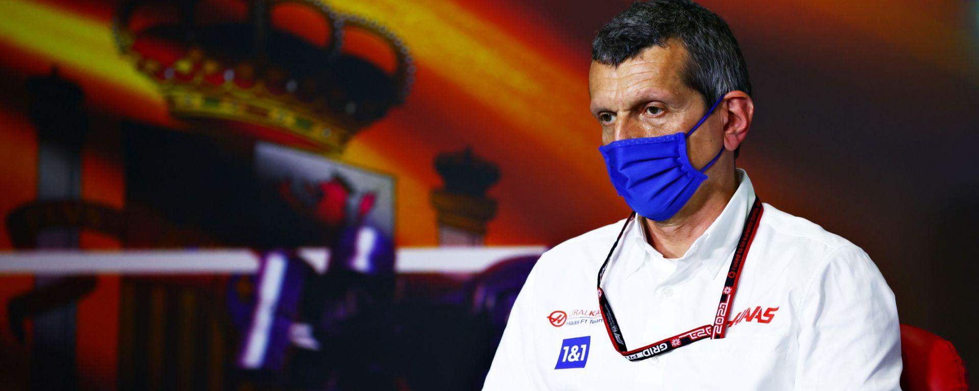 Haas, Steiner non esclude altre scintille tra Schumacher e Mazepin
