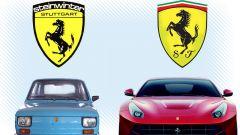 Steinwinter, stesso logo di Ferrari