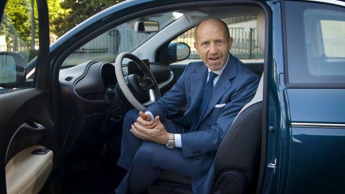 Stellantis: Luca Napolitano messo al comando del marchio Lancia