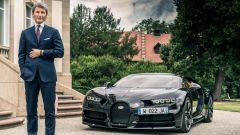 Stephan Winkelmann, boss di Bugatti