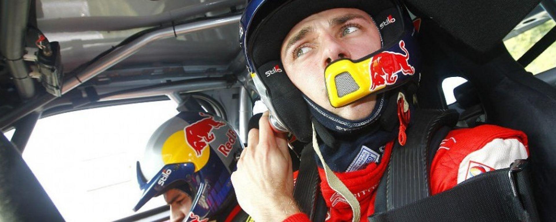 """Stéphane Lefebvre: """"Non vedo l'ora di regalare alla C3 R5 la prima vittoria nel WRC2"""""""
