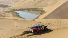 Stephane Peterhansel - Silk Way Rally 2016