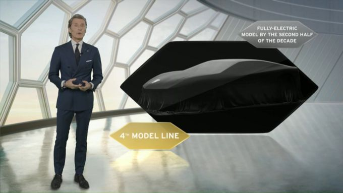 Stephen Winkelmann AD di Automobili Lamborghini