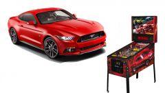 Stern Pinball: un flipper per la Mustang - Immagine: 1
