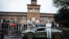 Stig a Milano per lanciare Top Gear su Spike. Lo abbiamo intervistato - Immagine: 9
