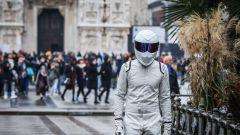 Stig a Milano per lanciare Top Gear su Spike. Lo abbiamo intervistato - Immagine: 13