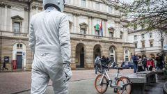 Stig a Milano per lanciare Top Gear su Spike. Lo abbiamo intervistato - Immagine: 14
