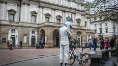 Stig a Milano per lanciare Top Gear su Spike. Lo abbiamo intervistato - Immagine: 15