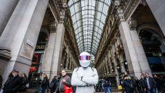 Stig a Milano per lanciare Top Gear su Spike. Lo abbiamo intervistato - Immagine: 17