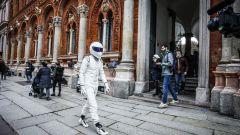 Stig a Milano per lanciare Top Gear su Spike. Lo abbiamo intervistato - Immagine: 19