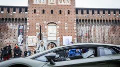 Stig a Milano per lanciare Top Gear su Spike. Lo abbiamo intervistato - Immagine: 23