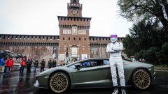 Stig a Milano per lanciare Top Gear su Spike. Lo abbiamo intervistato - Immagine: 1