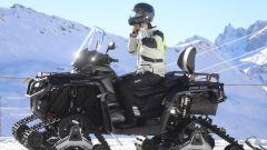 Stivaletti in pelle Tcx X-Five Evo Gore-Tex offrono un ottimo feeling alla guida