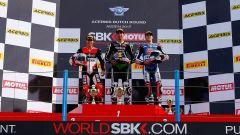 STK 1000 Assen 2017, podio